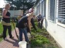 Garteneinsatz